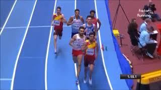 Adam Kszczot Final 800mt Mundial Indoor - Birmingham 2018