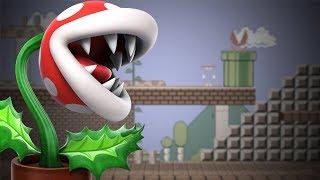 Super Smash Bros. Ultimate - Растение-пиранья вступает в бой! (Nintendo Switch)