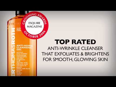 Peter Thomas Roth Skincare Favourites
