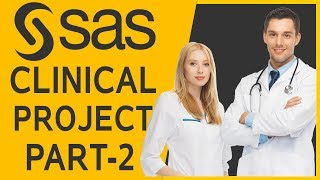 SAS Clinical Programming Project : Demographic Table Part -2