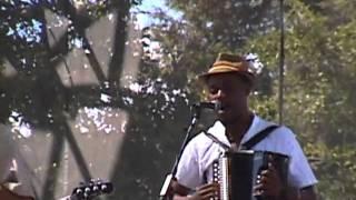Cedric Watson and Bijou Creole @ 2010 Simi Valley Cajun & Blues Music Fest