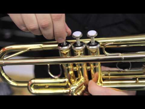 Yamaha YTR-2330 Student Trumpet
