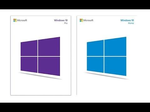 Windows 10 Home vs Windows 10 Pro ¿Cuál es la diferencia?