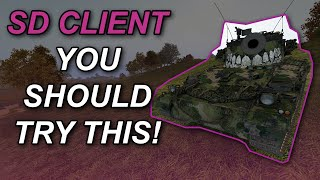 SD Client memes, you should try it! - World of Tanks