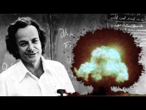 "Richard Feynman Lecture -- ""Los Alamos From Below"""