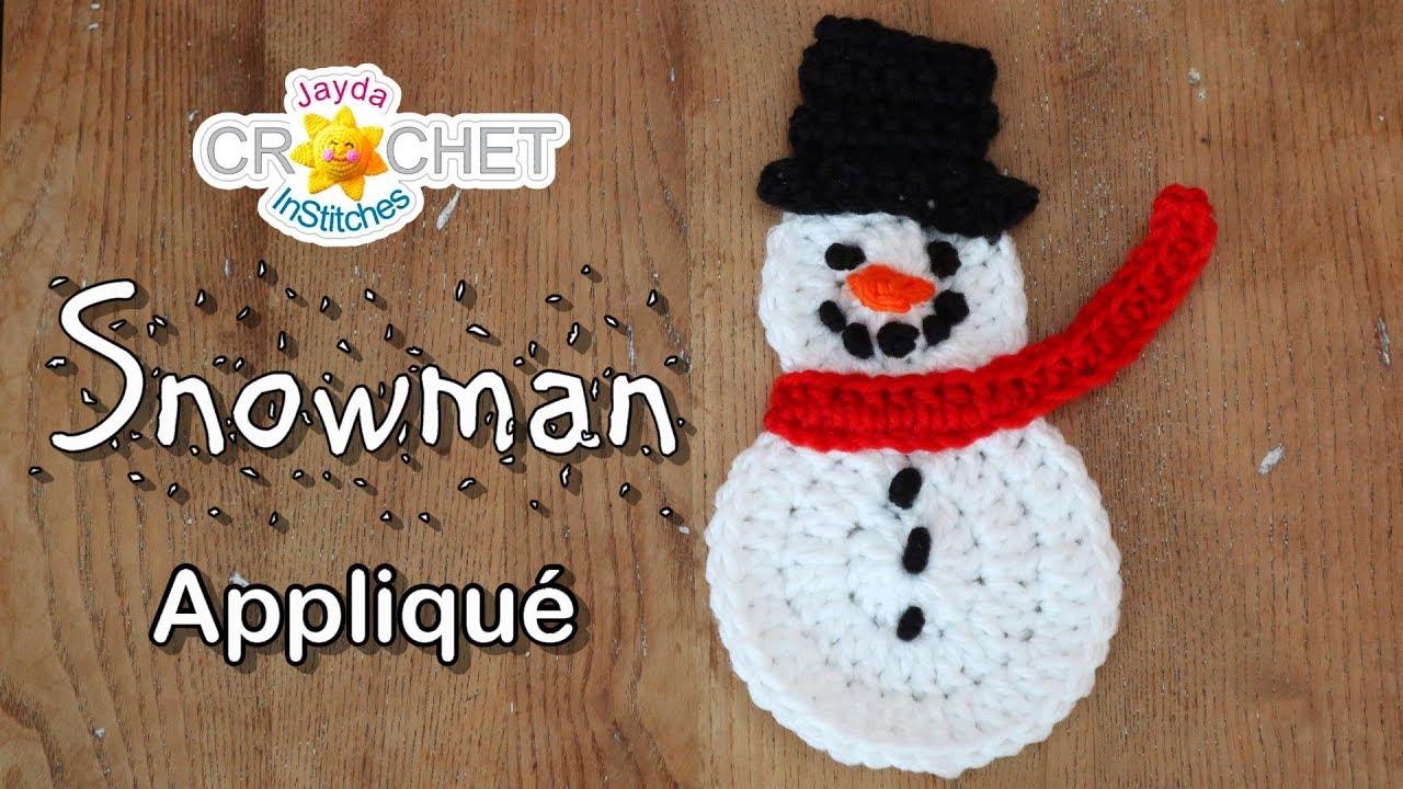 Snowman Amigurumi - Free Crochet Pattern - StringyDingDing | 720x1280