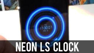 Video BEST iPhone Lock Theme! Neon LS Clock! download MP3, 3GP, MP4, WEBM, AVI, FLV Juni 2018