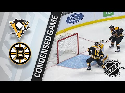 03/01/18 Condensed Game: Penguins @ Bruins