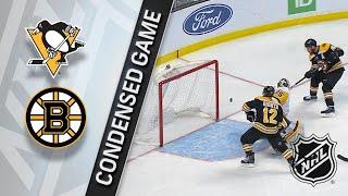 03/01/18 Condensed Game: Penguins @ Bruins