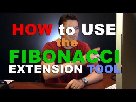 The SECRET to Using the Fibonacci Extension Tool
