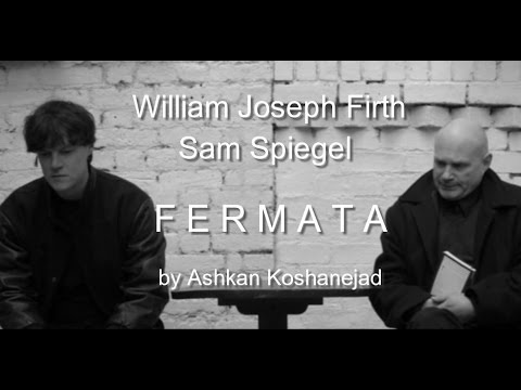 French Actor Sam Spiegel | William Joseph Firth | FERMATA by Ashkan Koshanejad