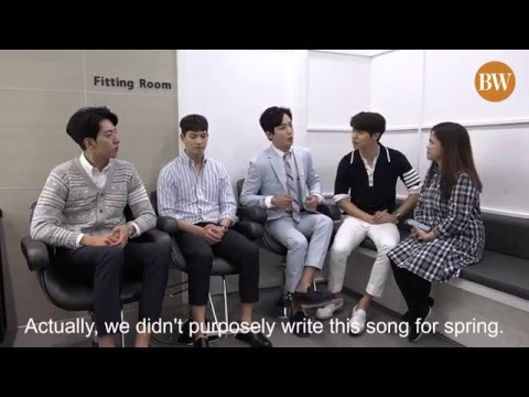 BusinessWorld Interview with CNBlue