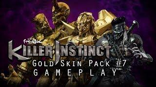 Killer Instinct Gold Pack 7 Gameplay