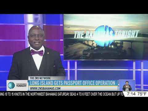LONG ISLAND GETS PASSPORT OFFICE OPERATION