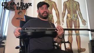 Review LTD AP-4 Black Metal by ESP