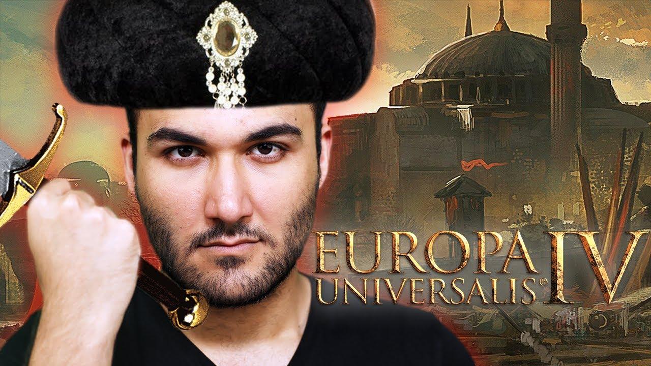 İSTANBUL'UN FETHİ! - Europa Universalis IV #1