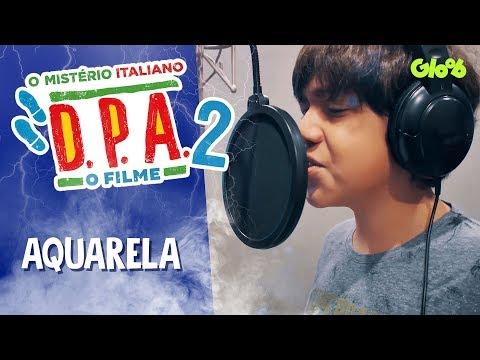 AQUARELA | D.P.A. 2 - O MISTÉRIO ITALIANO | DETETIVES DO PRÉDIO AZUL | Mundo Gloob