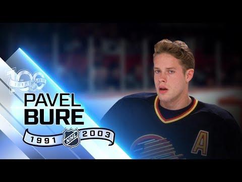 НХЛ 100: Павел Буре