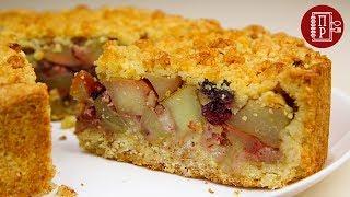 Яблочный Пирог! Рецепт Проще Простого, а Результат Вас Удивит!