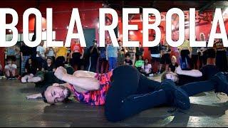 Tropkillaz, J. Balvin, Anitta - Bola Rebola | Hamilton Evans Choreography