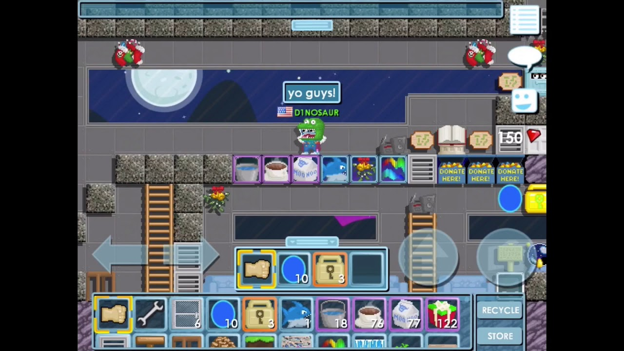 Finishing Hamumu S Secret Parkour Called Growtechpharma Including All The Passwords Growtopia Youtube