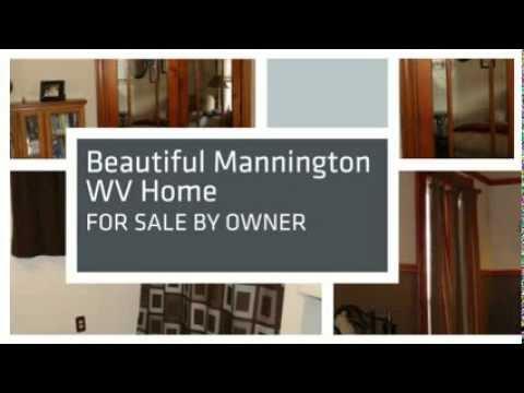 406 Franklin St Mannington WV 26582   4 BEDROOM  For Sale By Owner Mannington