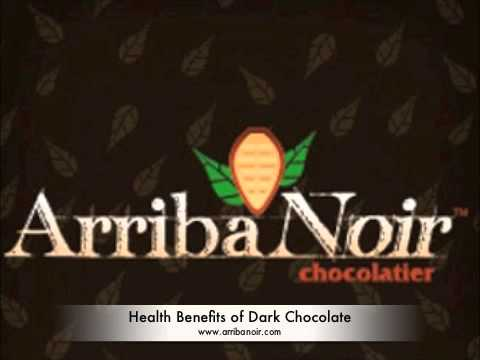 Healthy Benefits of Dark Chocolate