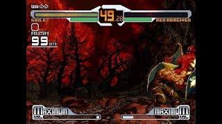 [TAS] SNK Vs Capcom Chaos Ultra Remix - Violent Guile