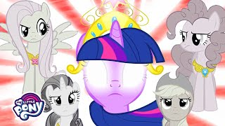 My Little Pony | The Return of Harmony  Part 2 | My Little Pony Friendship is Magic | MLP: FiM