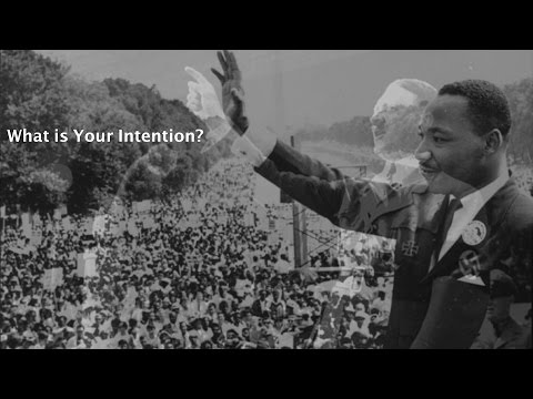 WHAT DIFFERENCE CAN YOU MAKE FOR HUMANITY? The Power of Intention (Same Energy)