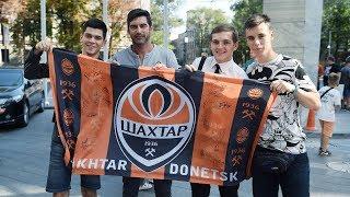 Прогулка в Харькове в день матча с Мариуполем