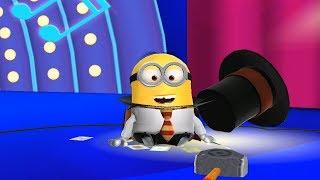 Despicable Me Minion Rush The Strike Saga Episode 3 Showtime Minions with NEW Minion Movie Clip