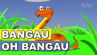Alif & Mimi - Bangau Oh Bangau (Animasi 2D) Lagu Kanak Kanak MP3