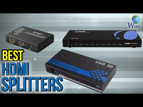 10 Best HDMI Splitters 2017