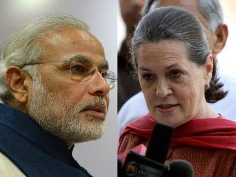 Narendra Modi slams Sonia Gandhi on 'nationalism' barb