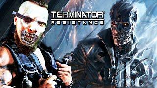 Terminator: Resistance - T-800 ŚMIERTELNE ZAGROŻENIE! - Na żywo