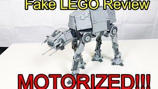 Lepin AT-AT Motorized Review