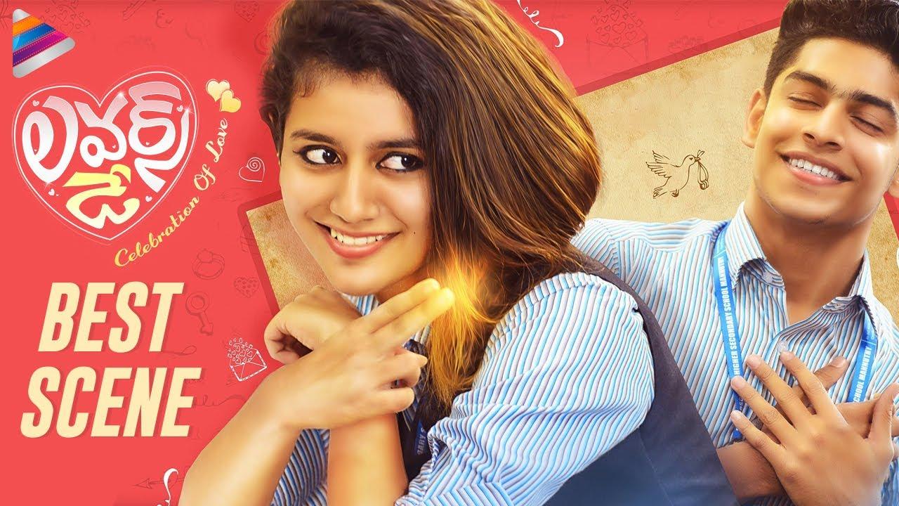 Priya Prakash Varrier Falls For Roshan | Lovers Day Latest Telugu Movie Scenes | Noorin Shereef