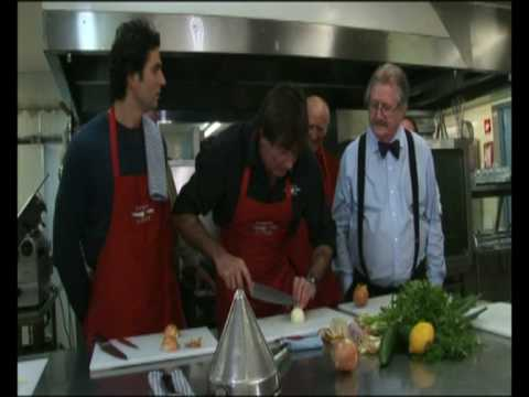 Tony Bilson & Cooking For Blokes