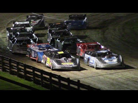 Super Late Model Feature | Little Valley Speedway | 6-9-17