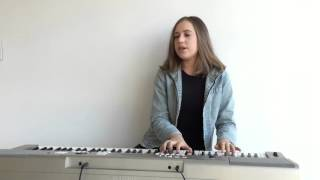 Under the Table by Banks, Cover by Arielle Martinez Cohen, 14 years old!
