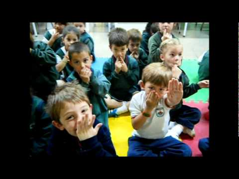Teaching English to preschool children