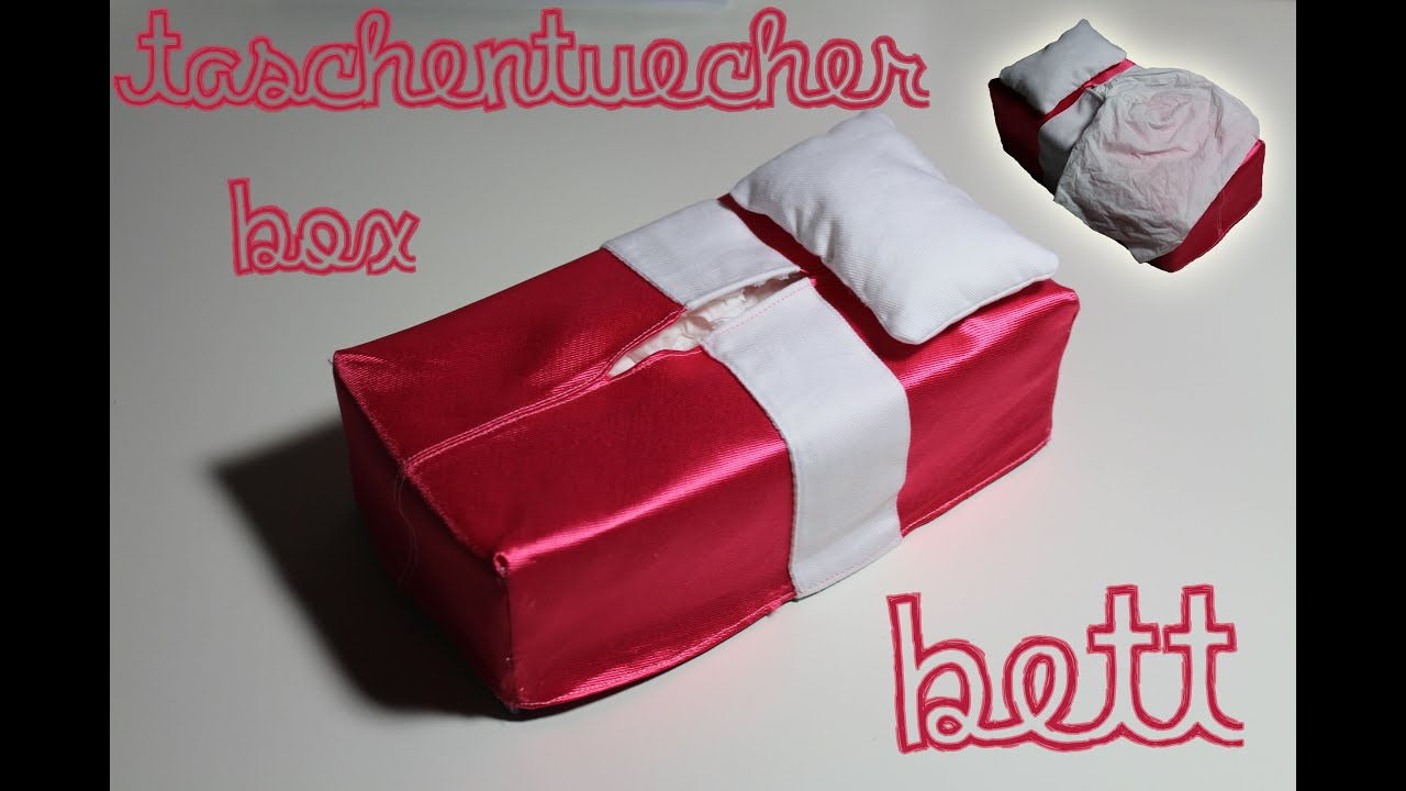 sofa oder bett berzug f r t cherbox n hen diy tutorial n hanleitung youtube. Black Bedroom Furniture Sets. Home Design Ideas
