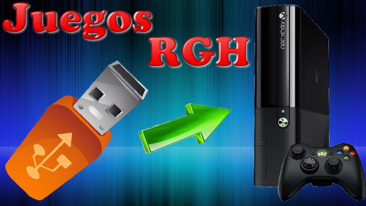 Pasar Juegos A Tu Xbox 360 Por Usb Rgh Youtube