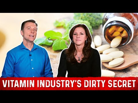 The Vitamin Industry's Dirty Little Secret