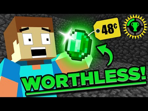 Game Theory:What is a Minecraft Emerald WORTH?