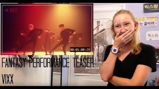 VIXX 6th Single Album Hades FANTASY Performance Monitor Spoiler Reaction