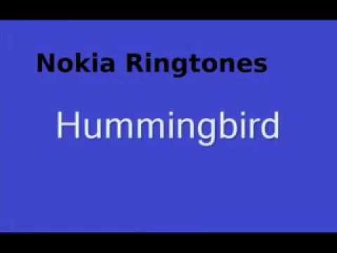 Nokia ringtones - Hummingbird