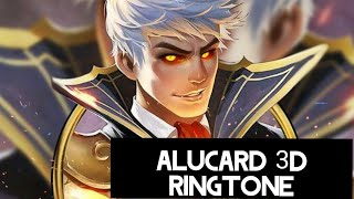 Alucard 3D ringtones Mobile Legends