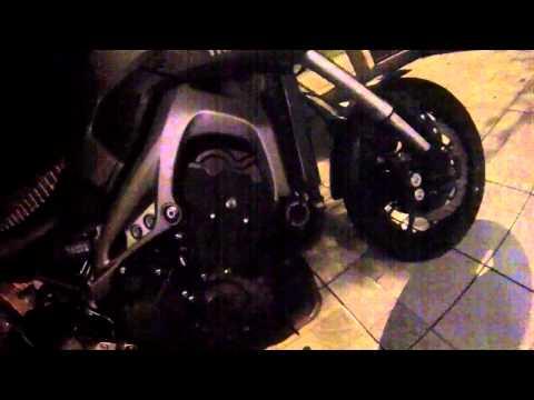 MT09 Floripa - Mostrando o Slider na MT09